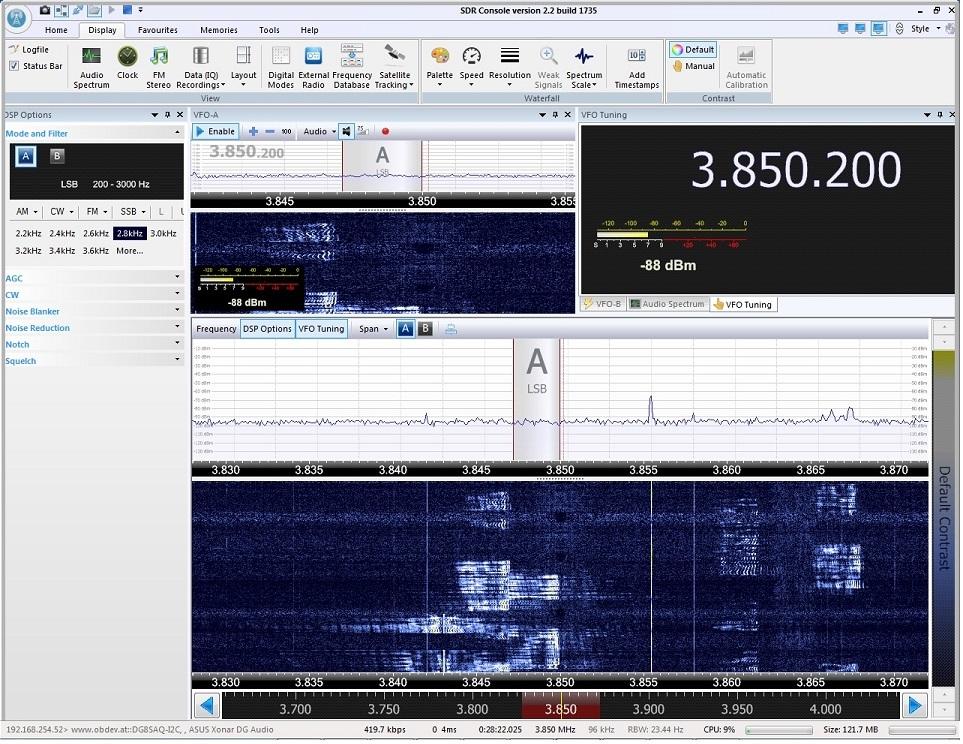 N8MDP: SDR-Space